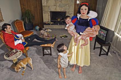 Fallen Princesses | Daily ART News | Scoop.it
