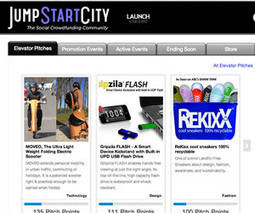 JumpStartCity Crowdfunding Site Tries to One-up Kickstarter | Crowdfunding for NonProfits | Scoop.it
