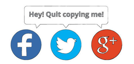 Do I have to worry about duplicate content with social media sites?   SEO News Videos Blogs Articles infographic   Scoop.it