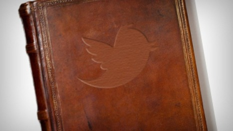 Twitter Parodies: 9 Top Literary Fakes | Librarians in the real world | Scoop.it
