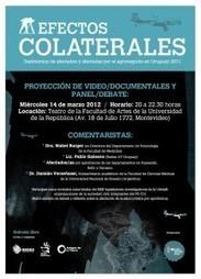 REDES – AT – Uruguay » Invitación a la presentación de Informe y Audiovisuales sobre Afectados/as por agrotóxicos en Uruguay   MOVUS   Scoop.it