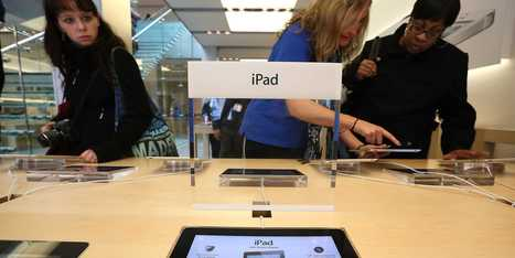 Apple Has A New Way To Watch You While You Shop And It Could Soon Be Everywhere (AAPL) | Digital-News on Scoop.it today | Scoop.it