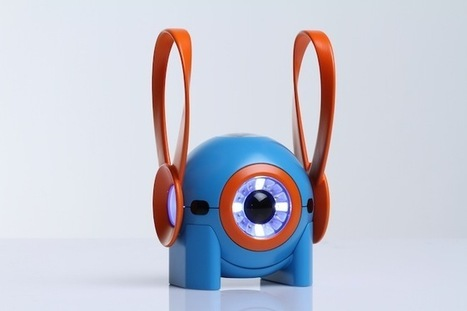 Google and Apple Alums Invent Adorable Robots That Teach Kids to Code   Design   WIRED   Programming and Creating with Technologies in Education   Scoop.it