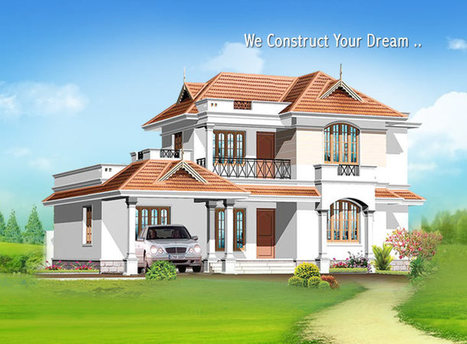 Haritha Greens housing community, luxury Villas homes in Thrissur, Kerala | Harithahomes | Scoop.it