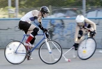 Le polo-vélo renaît en milieu urbain | Plusieur... | Des yeux sur le deux-roues | Scoop.it