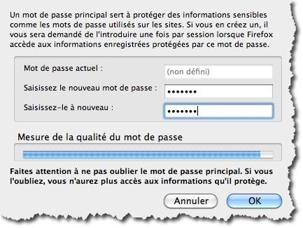 Protéger ses mots de passe enregistrés dans Firefox | Ce qui m'intéresse | Scoop.it