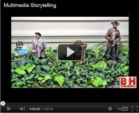 How To: Multimedia Storytelling | Olympus Audio | How to find and tell your story | Scoop.it