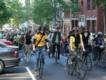 May 17 is Bike to Work Day! No excuses this year!   Vertical Farm - Food Factory   Scoop.it