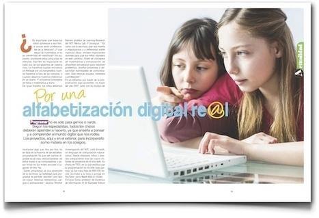 Sobre alfabetización y educación digital | Ensino de História | Scoop.it