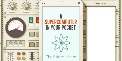How do smartphones compare to supercomputers of the past? | Education | Scoop.it