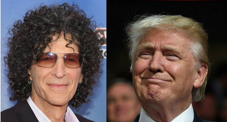 Howard Stern: I knew what I was doing when I had Trump on show to talk about sex | Howard Stern | Scoop.it
