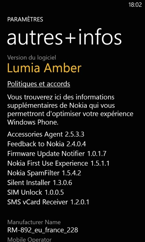 Windows Phone 8 GDR3 presque terminé ? | JOIN SCOOP.IT AND FOLLOW ME ON SCOOP.IT | Scoop.it