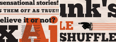 The League of Moveable Type | Marketing: Web and Print Evolution | Scoop.it