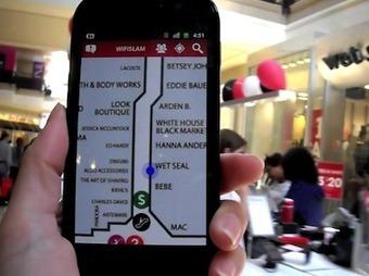 Apple rachète WiFiSLAM, spécialiste de la cartographie intérieure | JMO's mobility highlights | Scoop.it