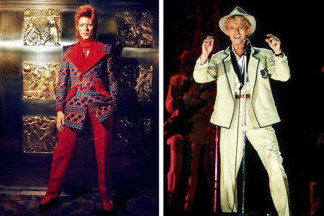David Bowie's Fashion Legacy | B-B-B-Bowie | Scoop.it