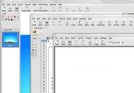 Download KOffice Suite Free for Windows | Time to Learn | Scoop.it
