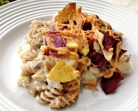 Recipe: Vegan Tuna Casserole | My Vegan recipes | Scoop.it