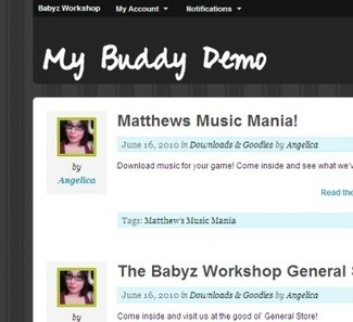 My BuddyPress » WordPress AddOns | TEFL & Ed Tech | Scoop.it