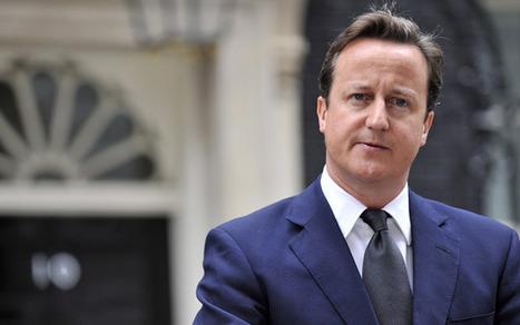 London riots: David Cameron says police must be more 'robust' - Telegraph | Les émeutes de Londres, 2011 | Scoop.it