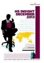 HS Insight - December 2013 | Harrington Starr Energy & Commodities Trading | Scoop.it