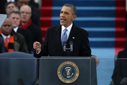 Barack Obama, Abraham Lincoln and inspirational second inaugural addresses - Examiner.com | voice aerobics | Scoop.it