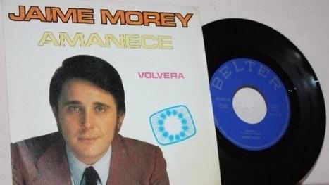 Muere Jaime Morey, el representante de España en Eurovisión en 1972 | RAGAP | Scoop.it