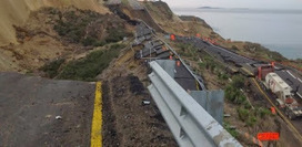 The Tatted Blogger: Earth Quicks Shake Tijuana And Scenic Rout Into Ensenada Collapses | Breaking News And Hot Topics | Scoop.it