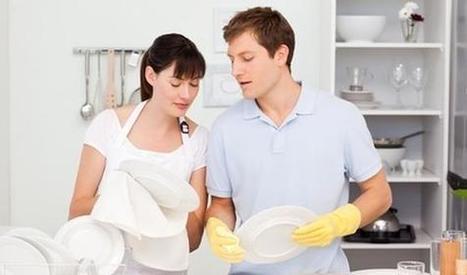 Partager les tâches ménagères, un gage de satisfaction sexuelle | PassionSanté.be | Changement | Scoop.it