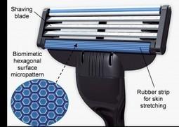 Biomimetics in Shaving | Art's Fingers | Scoop.it