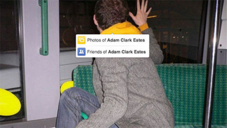 Facebook says it can now recognize you from the back of your head | Technoculture | Scoop.it