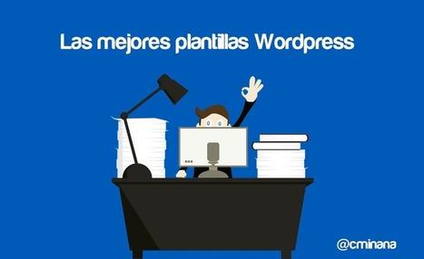 8 mejores plantillas Wordpress según mi experiencia | Herramientas y Utilidades | Scoop.it