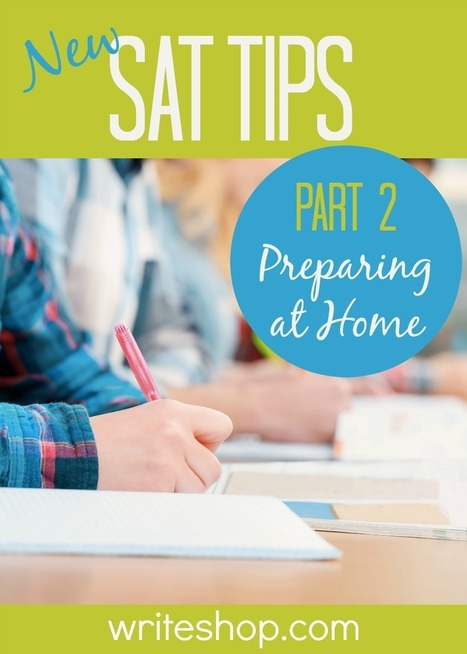 New SAT essay tips | Preparing for the test | Scriveners' Trappings | Scoop.it