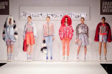 Graduate Fashion Week 2014: The winners | Manchester School of Art @ Graduate Fashion Week | Scoop.it