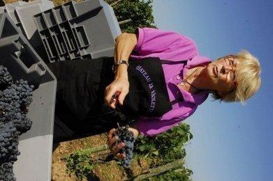 « Elle a marqué le vignoble » | Le vin quotidien | Scoop.it