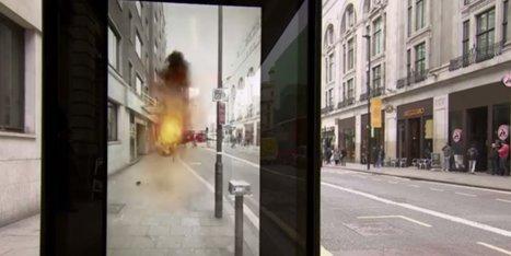 L'arrêt de bus qui terrifie les passants | BtoCommunication | Scoop.it