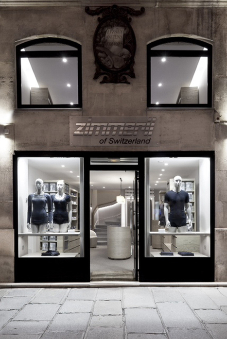 Zimmerli, Le confort avant tout ! - Fashion SpiderFashion Spider – Mode, Haute Couture, Fashion Week & Night Show | artisanat, savoir-faire | Scoop.it