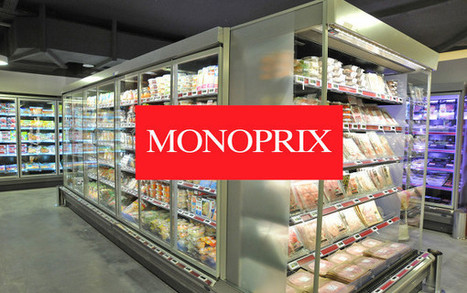 Beacons : Monoprix équipe 22 magasins d'Ile-de-France de la géolocalisation indoor | Clic France | Scoop.it