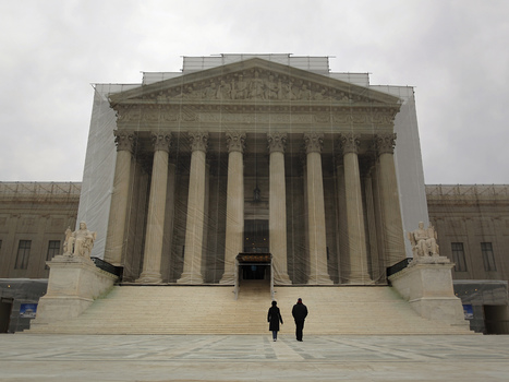 Court Prepares To Write New Chapters In Civil Rights History - NPR | Current Politics | Scoop.it