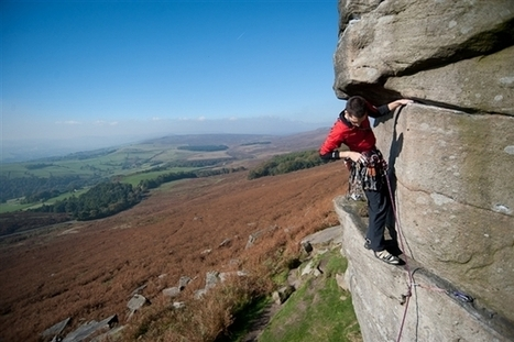 Getting started: trad climbing - British Mountaineering Council | rock climbing gear | Scoop.it