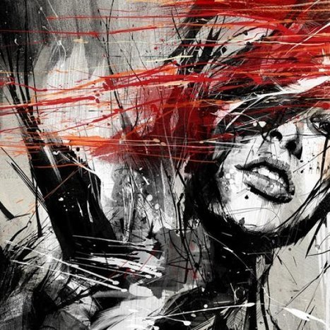 AMAZING ARTWORK – RUSS MILLS | SPACE ART | SPACE ART | Scoop.it