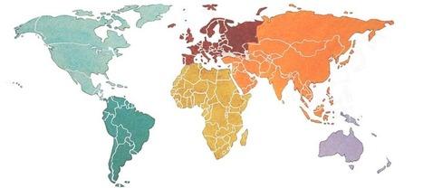 Le tour du monde en 80 pains | TICE & FLE | Scoop.it
