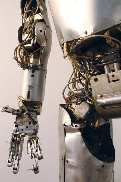 For sale: One slightly worn Space Age robot | Robots and Robotics | Scoop.it