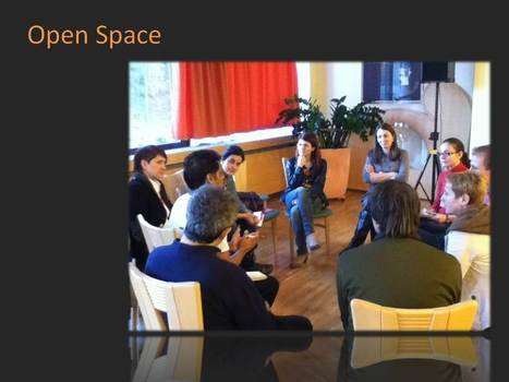 Open Space professional development | The human side of professional development | Scoop.it