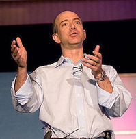 Jeff Bezos Had to Do Sixty Meetings to Raise $1 Million | Reshaping The Paradigm | Scoop.it