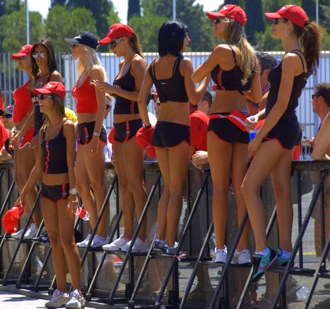 #WorldDucatiWeek - Looking Back - WDW2007 | Ductalk Ducati News | Scoop.it
