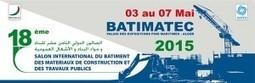 Ouverture aujourd'hui de la 18e édition du «Batimatec 2015»   Architecture   Scoop.it