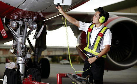 AirAsia To Automate Spares Management with Airbus's Managed Inventory (AMI) system | Aviation Logistics | Scoop.it