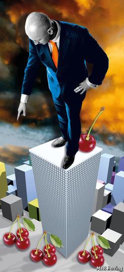 Venture capitalists From leafy to lofty - The Economist | Venture Capital & Angel Investors | Scoop.it