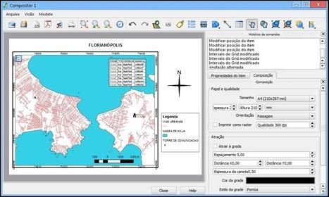 QGIS 1.8.0: Guia do Usuário em Português | Materiais didáticos: QGIS | Scoop.it