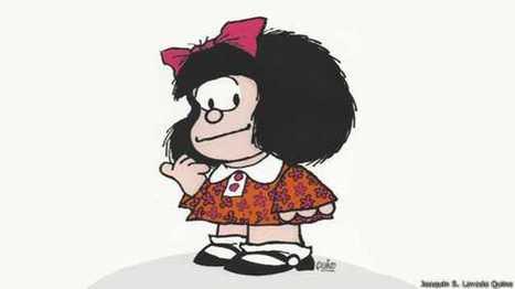 Cinco cosas que probablemente no sabías de Mafalda | Calidad de la Educación Popular | Scoop.it